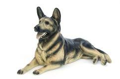 Beeldje van hond royalty-vrije stock afbeeldingen