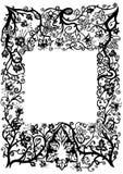 Beeldverhaalbehang Royalty-vrije Stock Fotografie
