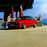 Beemer d'edm de sommet de BMW Image libre de droits