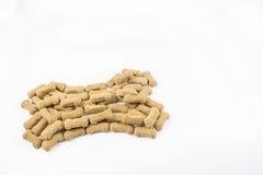 Been door hond†voedsel dat ‹â€ ‹wordt gevormd Stock Afbeeldingen