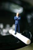 Beendetes Rauchen Stockbilder