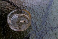Beendigen des Rauchens Stockfotos