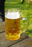 Beer. Bavarian beer stock photography