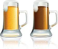 Beer. Stock Photos