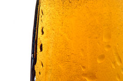 Beer. Close up of beer Royalty Free Stock Images