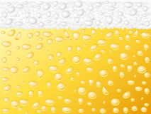 Beer background stock illustration