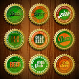Beer background Oktoberfest, Royalty Free Stock Photo