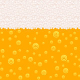 0820 Beer. Background pattern with stylized image of beer with bubbles and foam. Vector illustration eps 10 vector illustration