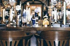 Beer bar pub Royalty Free Stock Photos