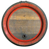 The beer barrel. Old style Royalty Free Stock Photo