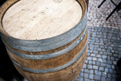 Beer Barrel Royalty Free Stock Photos