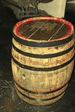 The beer barrel Stock Images