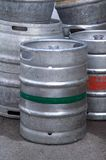 Beer Barrels Stock Image
