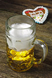 Beer in bavaria Royalty Free Stock Images