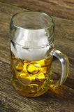 Beer in bavaria Royalty Free Stock Image