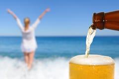 Beer Stock Image