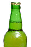 Beer is in a bottle Stock Photos
