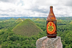 Philippines - Beer Bottle Royalty Free Stock Photo