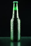 Beer bottle Stock Photo