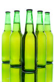 Beer in a bottle Royalty Free Stock Photo