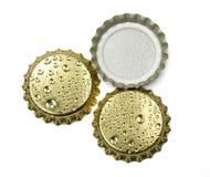 Beer bottle cap Stock Photography