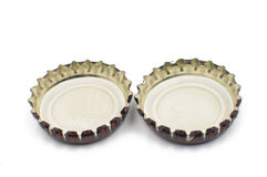 Beer bottle cap Royalty Free Stock Images