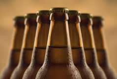Beer bottle Royalty Free Stock Images