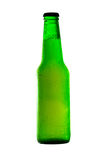 Beer Bottle with Condensation Royalty Free Stock Photography