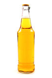 Beer bottle isolated on white Stock Image