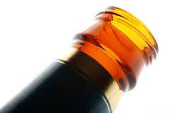 Beer bottleneck Royalty Free Stock Images