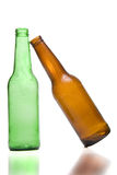 Beer Bottles Stock Image
