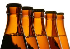 Free Beer Bottles Royalty Free Stock Image - 2361536