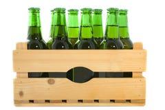 Beer box Stock Photo