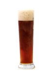 Beer brewed of wheat Stock Images