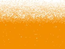 Beer bubble background Stock Photo