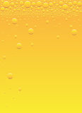 Beer bubbles Royalty Free Stock Photos