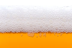 Beer bubbles Royalty Free Stock Photo