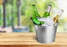 Beer bucket Stock Photos
