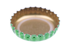 Beer cap Royalty Free Stock Photos