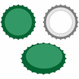 Beer cap Royalty Free Stock Photography