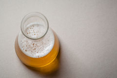 Beer and chemistry Stock Photos