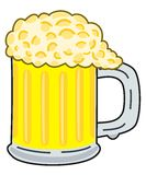 Beer clipart Royalty Free Stock Photos