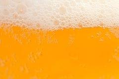 Beer closeup Royalty Free Stock Photos