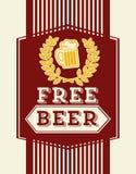 Beer design Stock Image