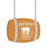 Beer design. Stock Image