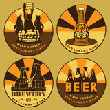 Beer design Royalty Free Stock Image