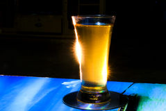 Beer for enjoy for happy Stock Photography