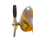 Beer faucet Stock Images