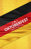Beer festival background Royalty Free Stock Photography
