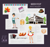 Beer festival Royalty Free Stock Image